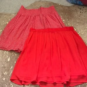 Old navy skirts
